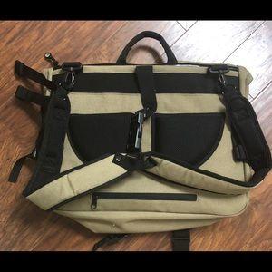 Bbp Hampton Hybrid Bags Bbp Hybrid Messenger Laptop Bag Poshmark